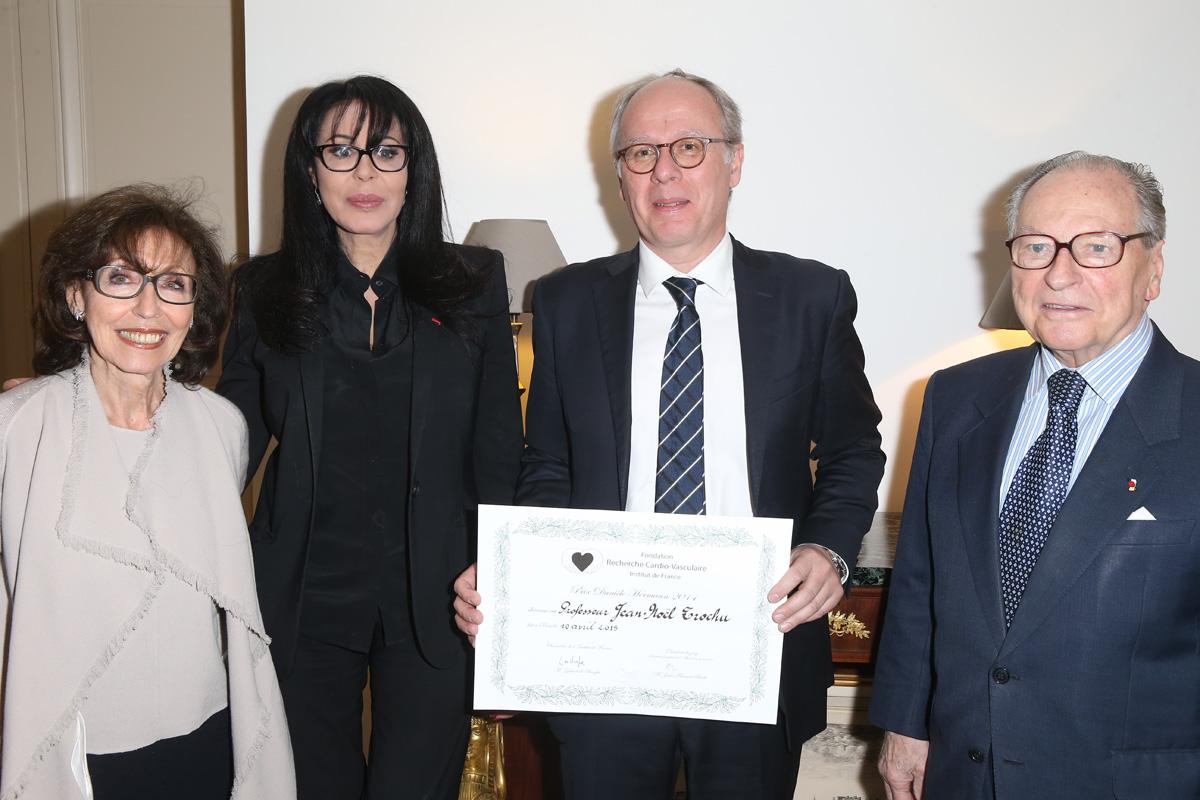 Fondation Recherche Cardio Vasculaire