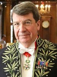 Chancelier Xavier Darcos