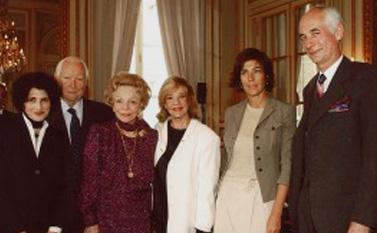 Remise du prix Prix Danièle Hermann 2004 - Jean-Baptiste Michel