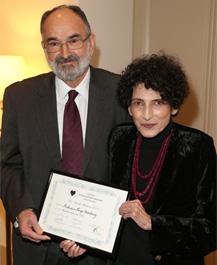 Remise du prix Prix Danièle Hermann 2013 - Professeur Serge Hercberg